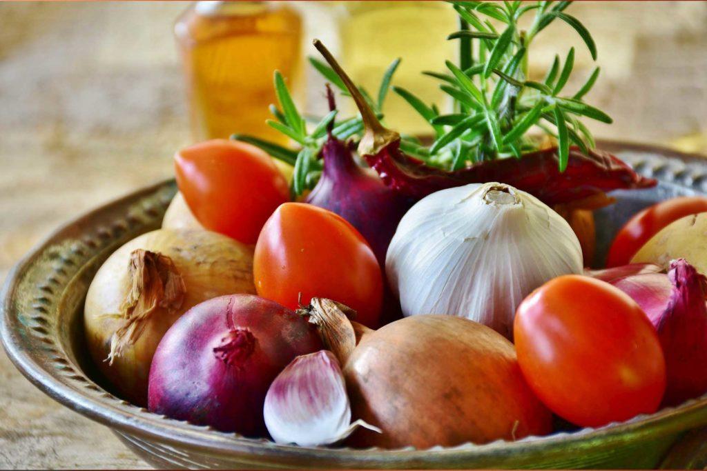 Die Zwiebel als Heilpflanze