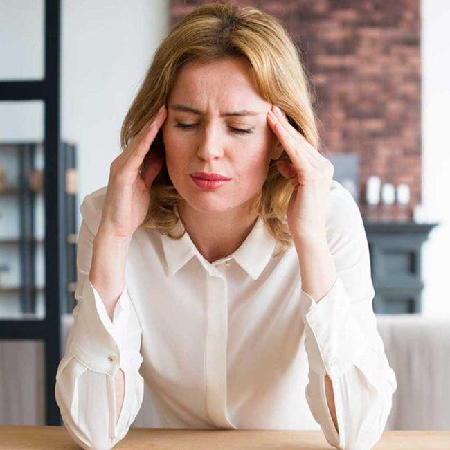 Kopfschmerzen Migräne TCM