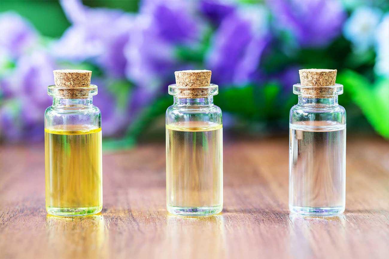 Naturheilkunde TCM-Praxis Ätherische Öle