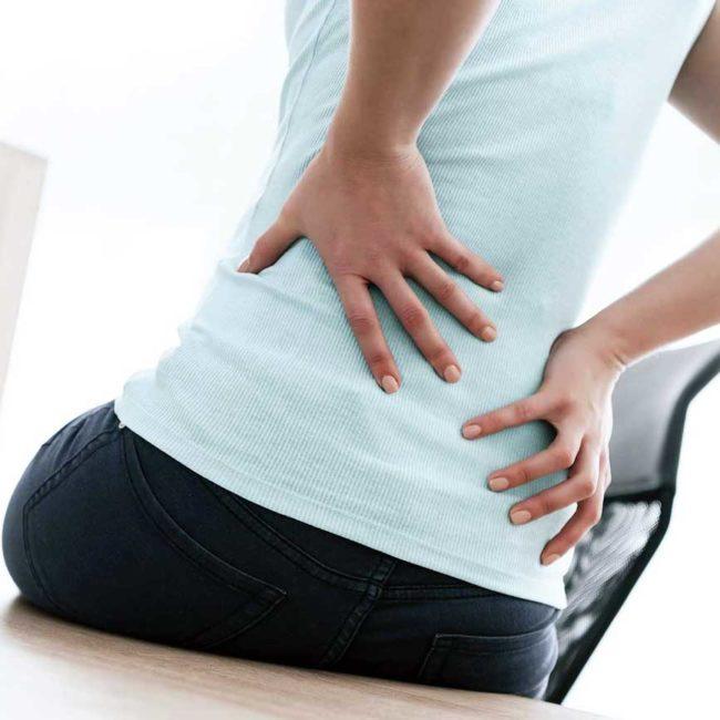 Rücken- und Gelenkschmerzen TCM