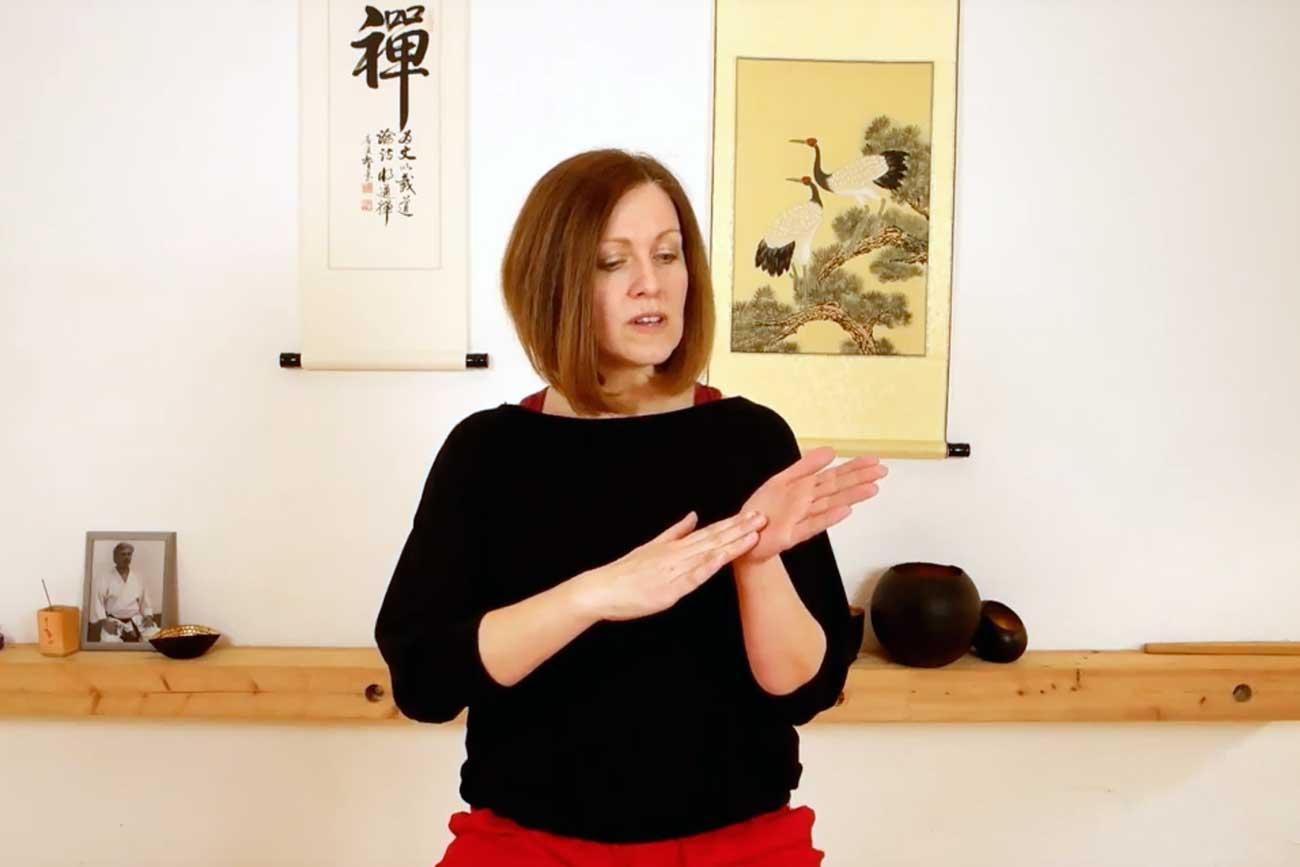 Therapeutisches Qigong Selbstmassage Gabi Fischer-Lind