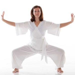 Yi Jin Jing - Qigong - Muskeln und Sehnen wandelnde Übungen